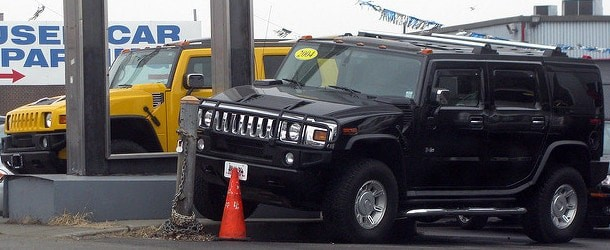 The Hummers Are Back