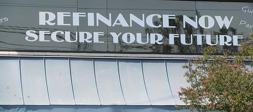 refinance now