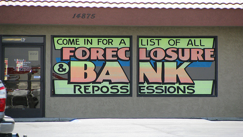 foreclosure list