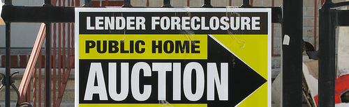 lender foreclosure