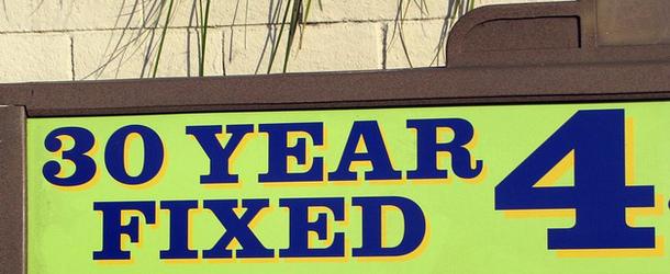 30 year fixed