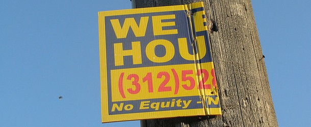 A Quarter of Homeowners Still Have More Than 50 Percent Equity