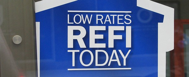 Refinance Share of Mortgage Market Will Slip to 40% in 2014
