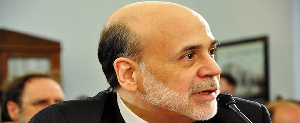 Bernanke Has Refinanced His Mortgage Twice in the Past Two Years
