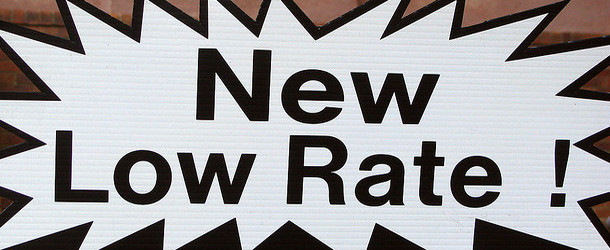 new low rate