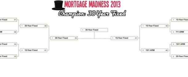 Mortgage Madness 2013
