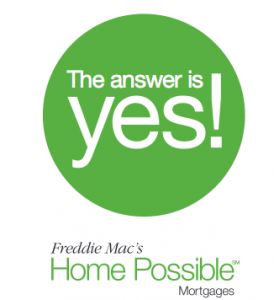 Freddie Mac Home Possible