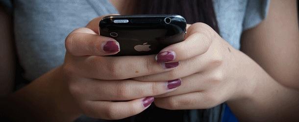 Gen Y texting