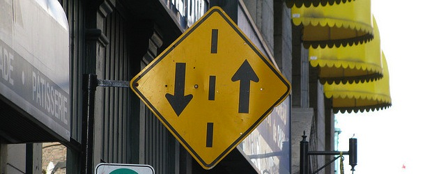 which way