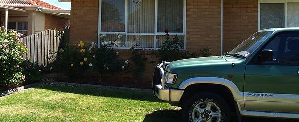 lawn car