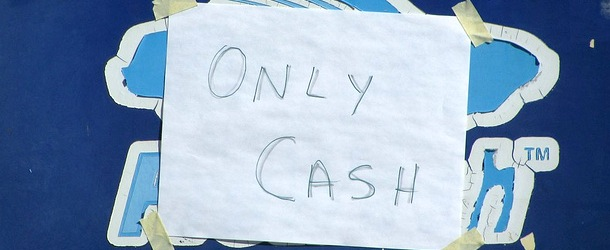 only cash