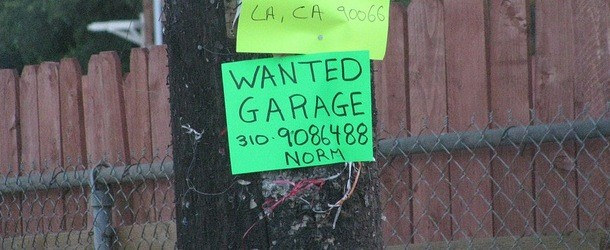 If You Can't Pay the Mortgage, Live in Your Awesome Garage