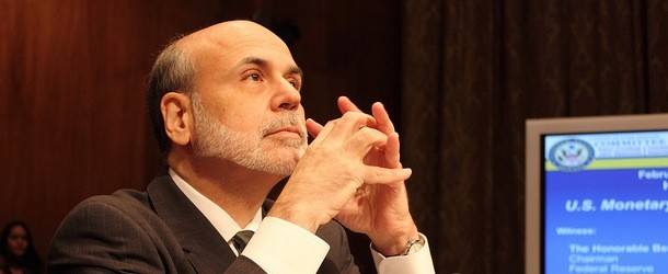 Ben Bernanke Claims He Was Unable to Refinance His Mortgage
