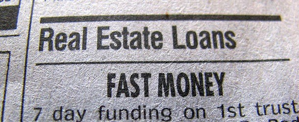 Mortgage Rates Can Move Very Quickly