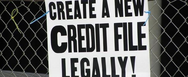 new credit