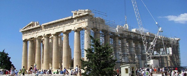 The Greeks Aren't Making Their Mortgage Payments