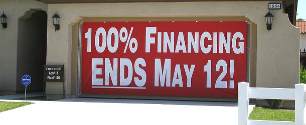 Looking for 100% Mortgage Financing? Check Your Local Credit Union
