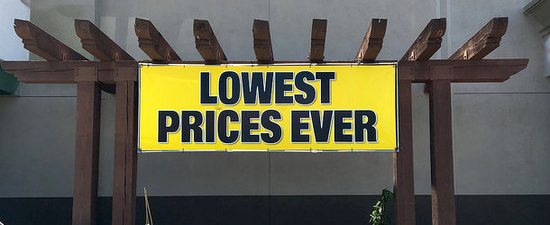 lowest ever