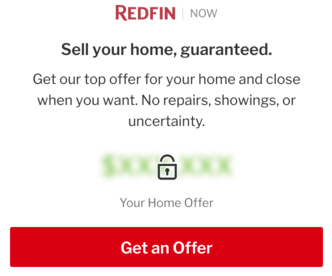 Redfin Now