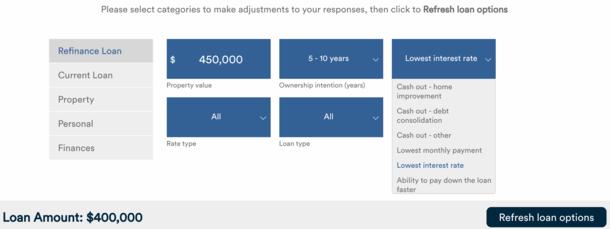 Laurel loan options