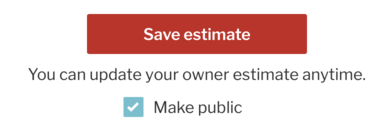 save estimate