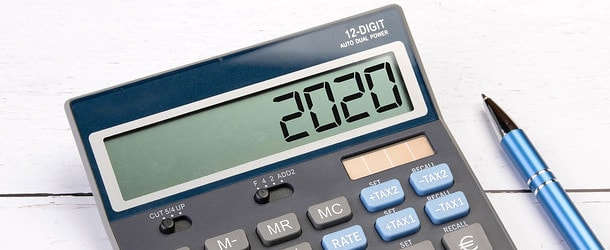 2020 calculator