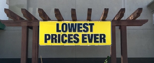 lowest