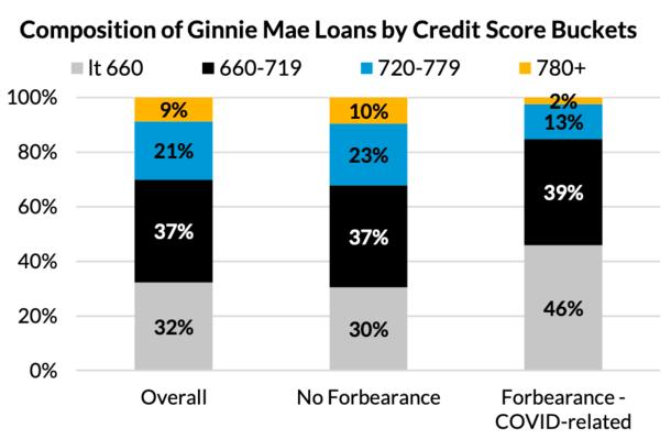 Ginnie credit score